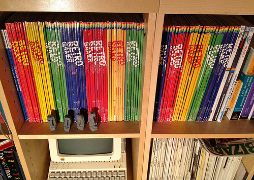 Colección de revistas RetroGamer